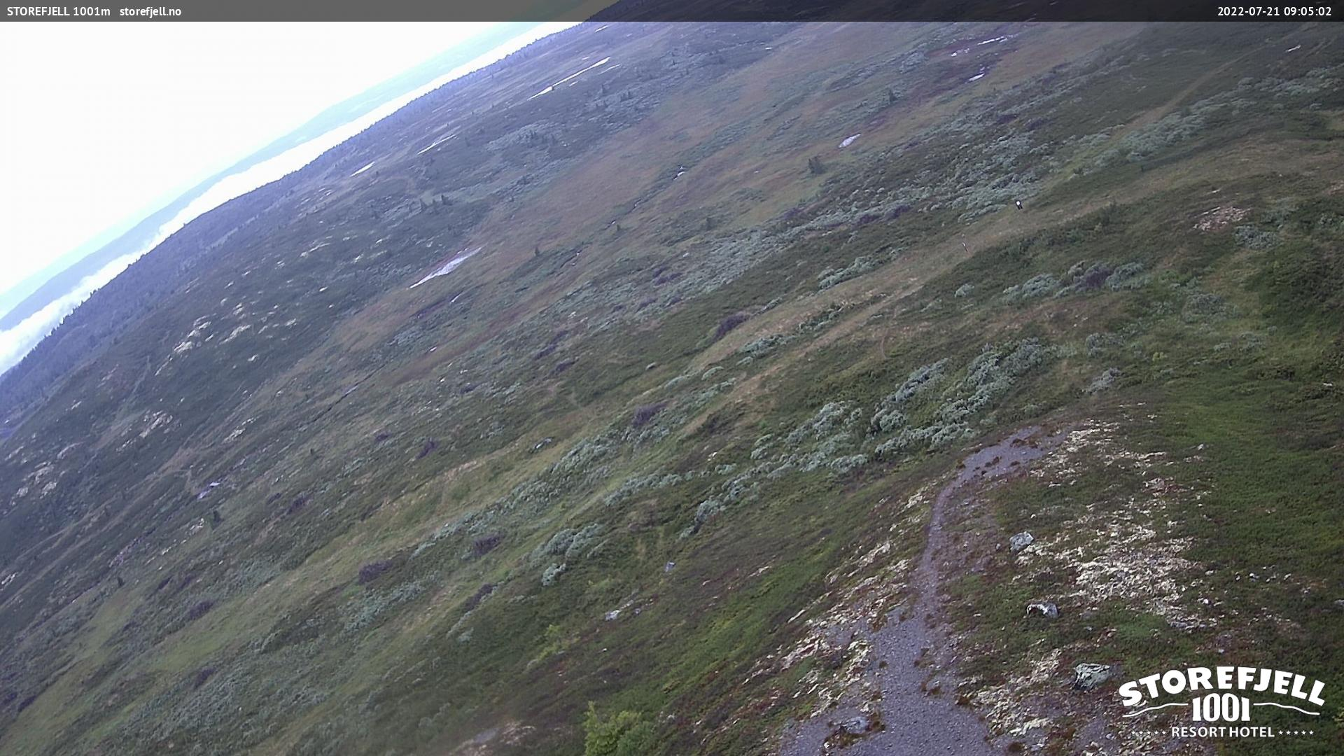 Gol - Storefjell; fjelltoppen (4)